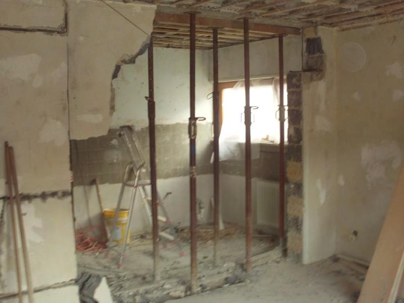 maurer haas wanddurchbruch altersgerechter umbau. Black Bedroom Furniture Sets. Home Design Ideas